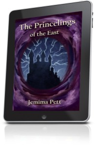 Princeling of the East on Kindle