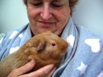 Mummy with George in 2009