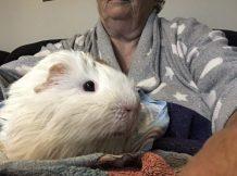 Selfie with Mam