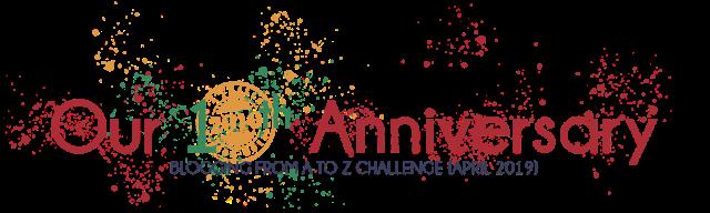 A2Z anniversary banner